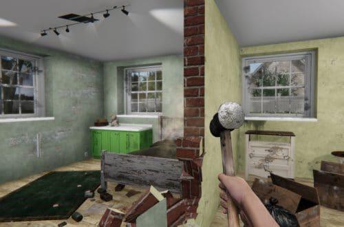 House Flipper : le jeu vidéo sur le bricolage qui cartonne