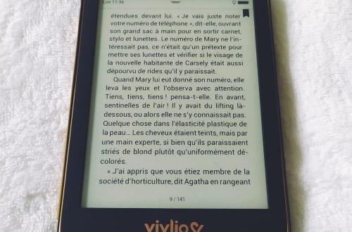Vivlio : la marque de liseuse Française